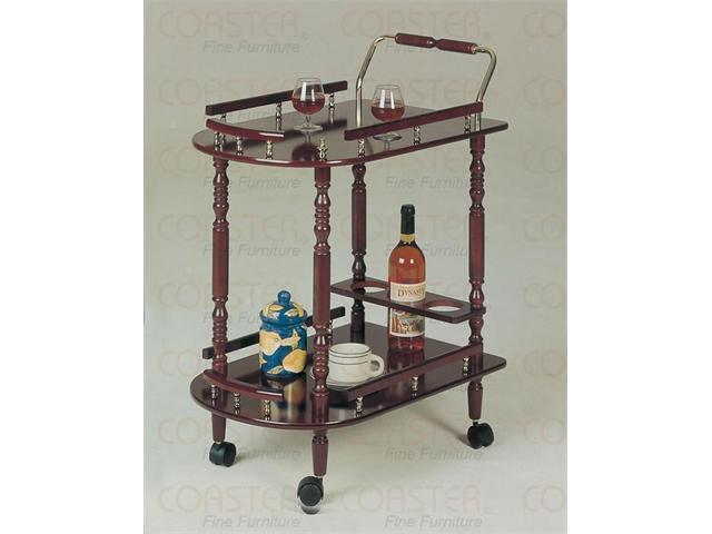 Furniture dining room furniture serving cart - Dining room serving carts ...
