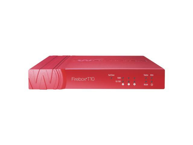 WatchGuard Firebox T10-W - security appliance photo