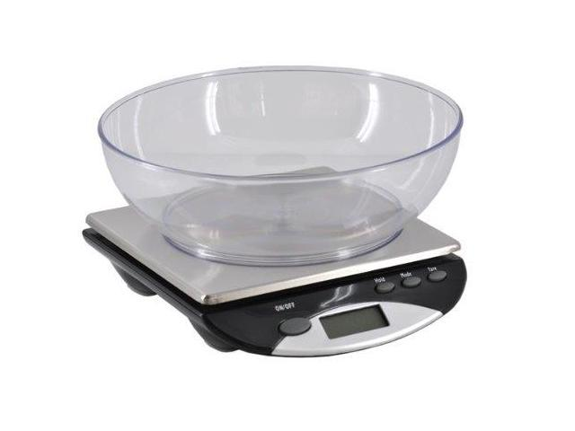 American Weigh Scales DigitalPostalKitchenScaleBlack photo