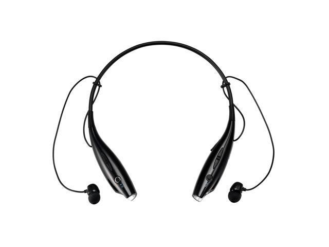 craig black cbh513bk bluetooth stereo headphones sports design. Black Bedroom Furniture Sets. Home Design Ideas