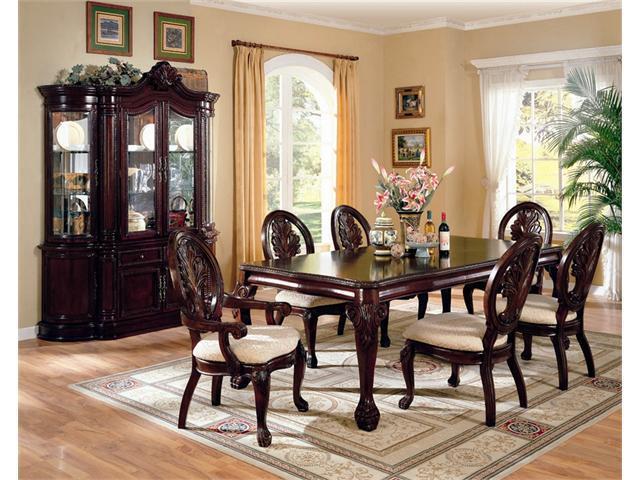 Pc Dining Room Set Traditiona