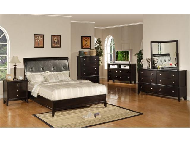 Ashley Millennium Leighton King Platform Bed With Sleigh Headboard Bed Matt