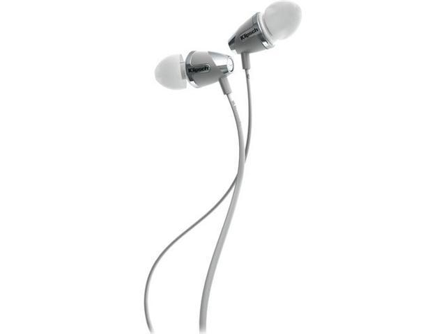 Klipsch Image S4 II White In-Ear Headphones #1015140 at Sears.com