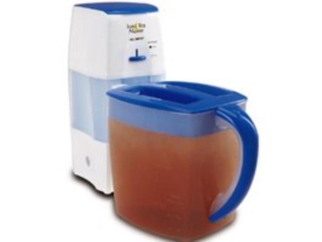 3Qt Mr Coffee Icetea Brewer Sunbeam Rival Iced Tea Makers TM70 072179230304 photo