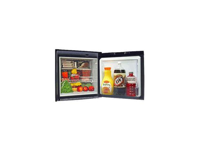 Norcold 2.7 Cubic Feet AC/DC Marine Refrigerator - Black photo