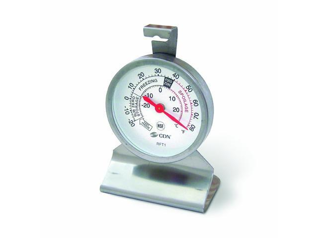 CDN Proaccurate Heavy Duty Refrigerator Freezer Thermometer photo