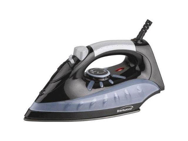 Brentwood(R) Appliances MPI-62 Full-Size Nonstick Steam Iron (Black) photo