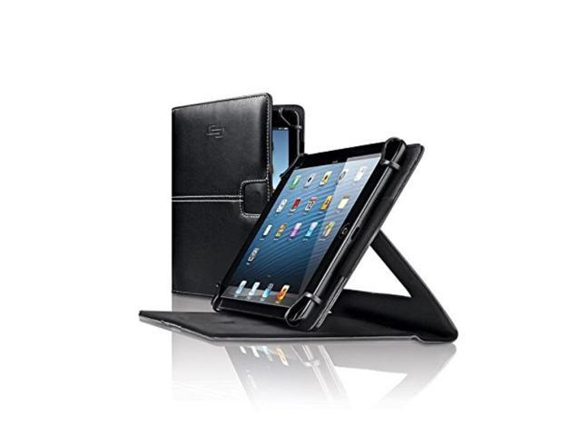 solo summit universal tablet case for 5.5 inch to 8.5 inch tablets, black photo