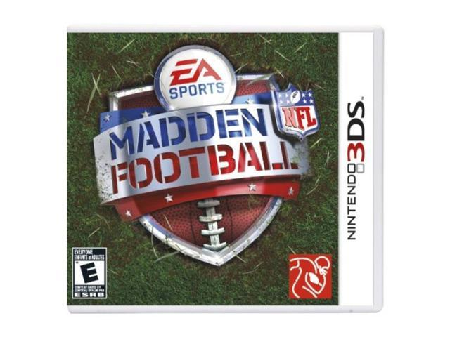 Image of madden nfl football 3ds