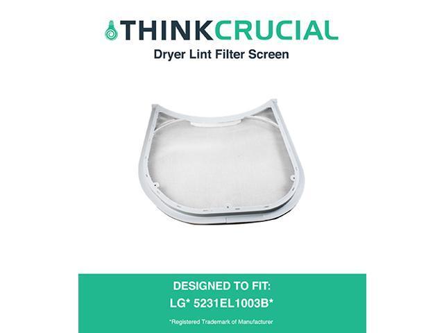 LG Dryer Lint Filter Assembly Fits 5231EL1003B photo
