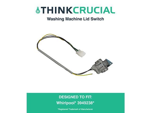 Washing Machine Lid Switch Fits Whirlpool, Part # 3949238 photo