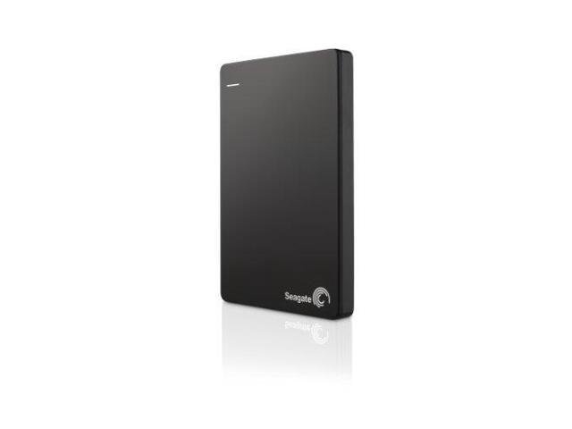 Seagate Technology TY0144B Seagate Backup Plus Slim 2TB Portable External Hard Drive with Mobile Device Backup USB 3.0 (Black) STDR2000100