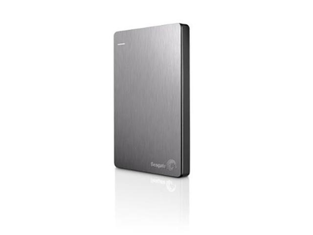 Seagate Technology STDR1000101S Seagate Backup Plus Slim 1TB Portable External Hard Drive with Mobile Device Backup USB 3.0