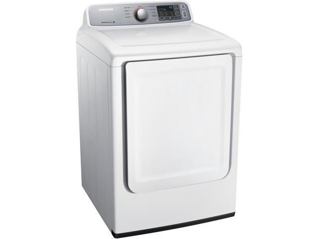 Samsung 7.4 cu. Ft. Large-Capacity Electric Dryer With 9 Drying Cycles photo