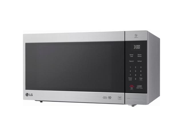LG 2.0 cu. ft. NeoChef Countertop Microwave with Smart Inverter & EasyClean LMC2075ST photo