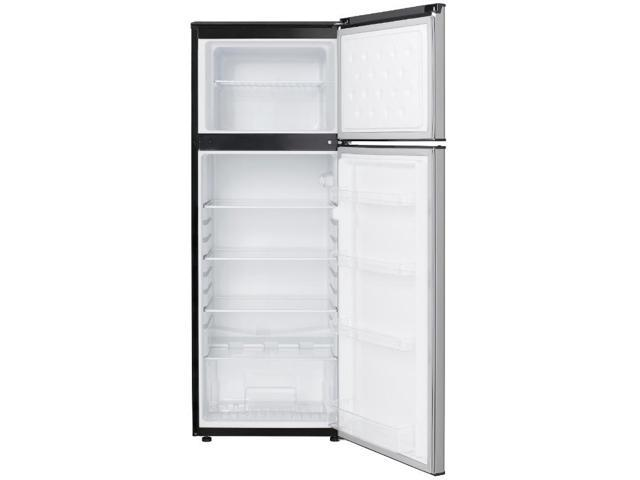Danby 7.3 Cu. Ft. Stainless Top Freezer Refrigerator photo