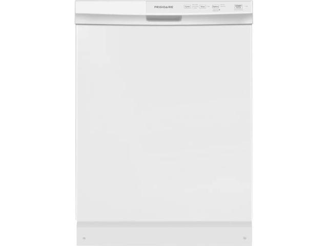 Frigidaire FFCD2413UW 60dB White Built-In Dishwasher photo