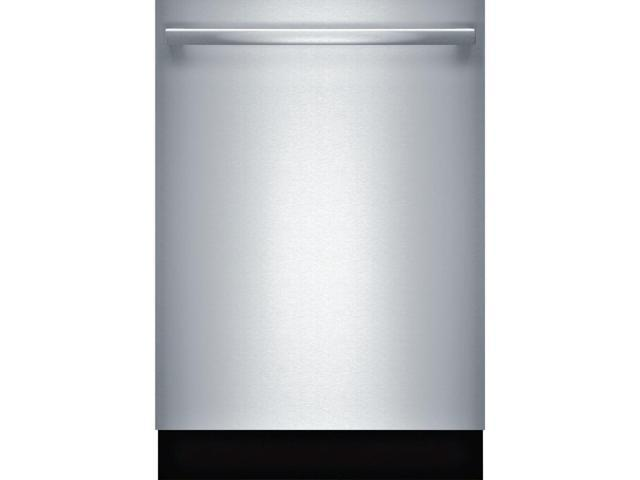 Bosch SHXM63WS5N 300 Series Fully Integrated Built-In Stainless Dishwasher photo