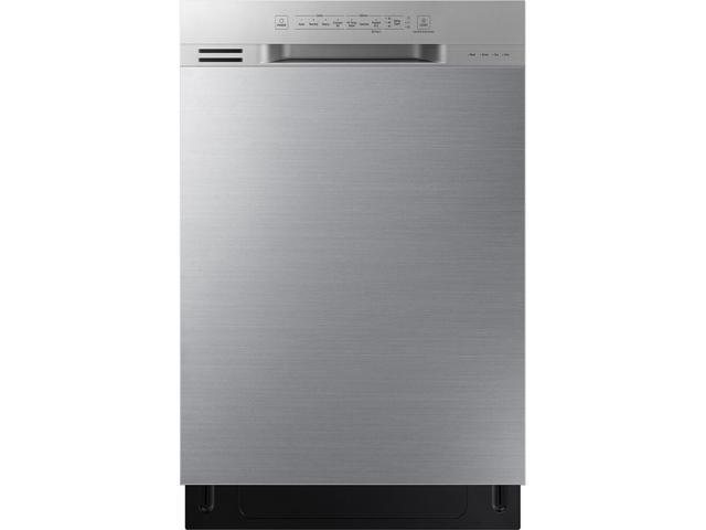 Samsung DW80N3030US 51dB Stainless Built-In Dishwasher with Third Rack DW80N3030US/AA photo