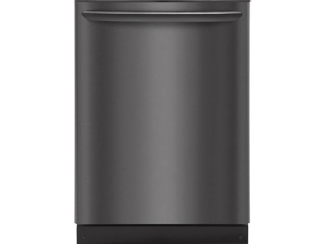 Frigidaire Gallery FGID2466QD 24 Built-In Fully Integrated Black Stainless Dishwasher photo