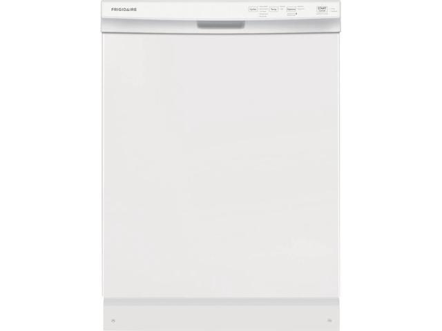 Frigidaire FFCD2418UW 55 dBa White Built-in Dishwasher photo