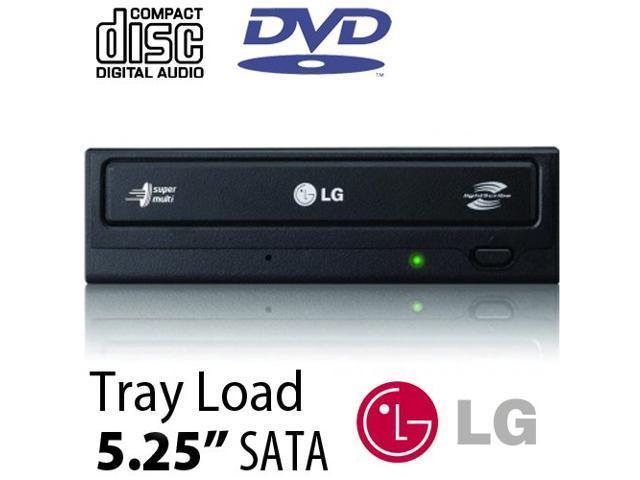 LG 'Super-MultiDrive' DVD DL/CD, SATA Internal - Up to 24X DVD, 48X CD Burning Model LGEGH24NSC0B photo