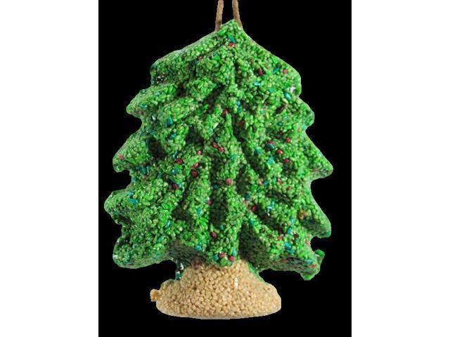Christmas Tree Wild Bird Food by Pine Tree Farms (748884012251 Home & Garden Decor Garden Sculptures) photo