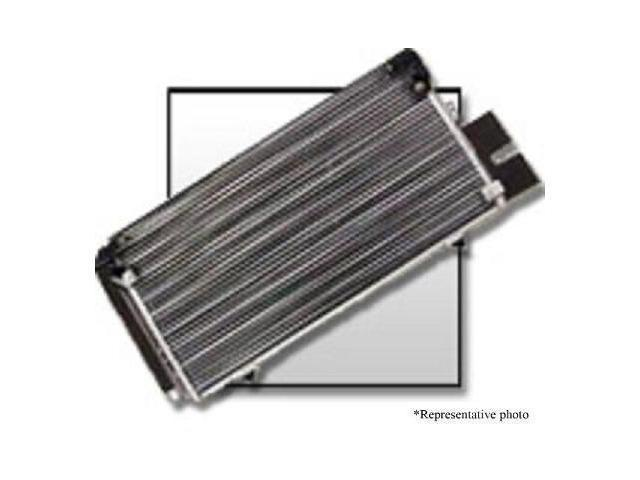 Toyota 98-00 Toyota Tacoma Ac Condenser (serp) (1) Pc Replacement