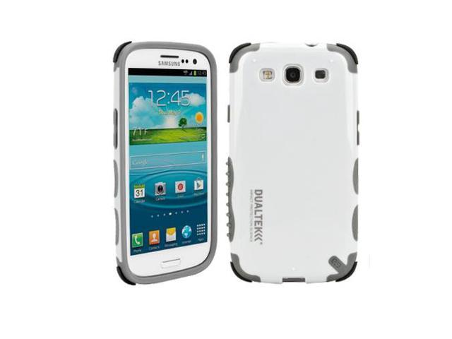 White PureGear DualTek Extreme Impact Case Screen Protector Samsung Galaxy S 3 photo
