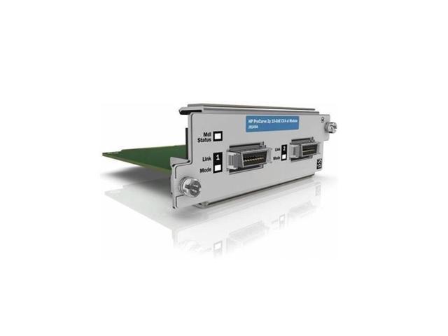 NeweggBusiness - HP 2930 2-Port Stacking Module 2930 2-Port