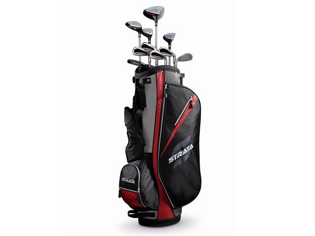 13-Pc. Callaway Strata Men's Golf Set