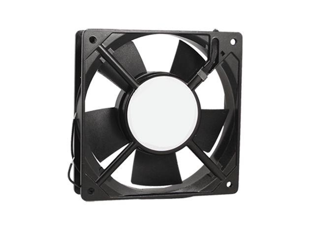 AC 110-120V Industrial 120 x 120 x 25mm 0.13A Axial Cooling Fan photo