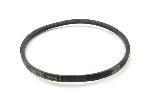 Unique Bargains Washing Machine Drive Belt Repair Part A-585E 58.5cm 23 1/32' Inner Girth photo
