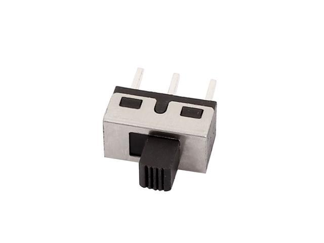 2 Position 3P SPDT Micro Slide Switch Latching Toggle Switch for Hair Dryer photo