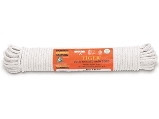 1/4' X 100' Cotton Sash Cord Size Group 8 039-080-05 photo