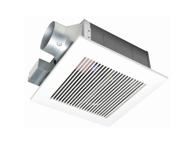 Panasonic fv 0811vf5 whisperfit 80 or 110 cfm ceiling mounted fan for Panasonic whisperfit ez bathroom fan 80 or 110 cfm