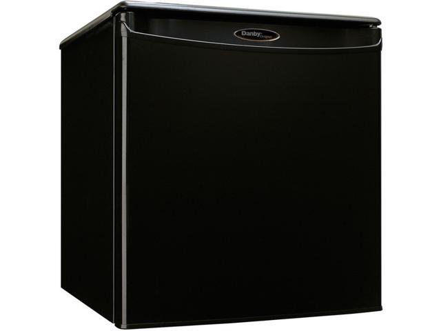 Danby Designer Energy Star Black 1.7 Cu. Ft. Compact Refrigerator photo