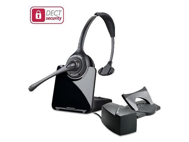 Plantronics Cs520 Wireless Dect Headset System With Hl10