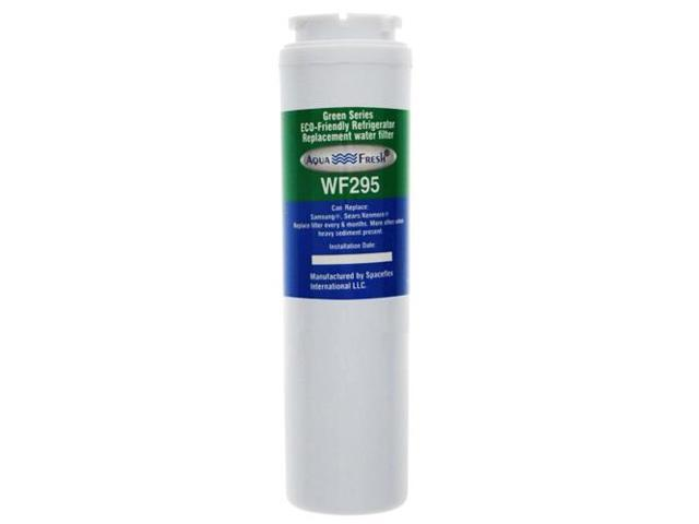 Replacement Water Filter Compatible with Amana ASD2325KEB Refrigerator Water Filter by Aqua Fresh photo
