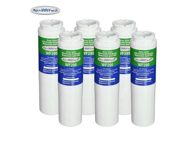 Replacement Water Filter Compatible with Amana ASD2620HRW Refrigerator Water Filter by Aqua Fresh (6 Pack) photo