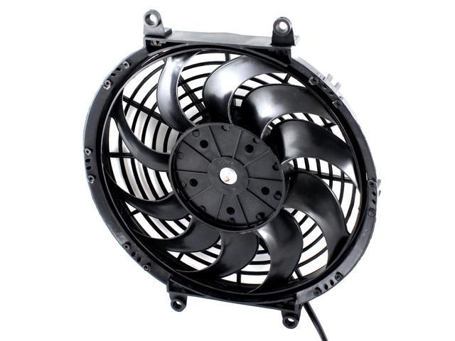DC 24V 2000RPM 12' Air Conditioner Heat Sink Cooling Fan Cooler for Car photo