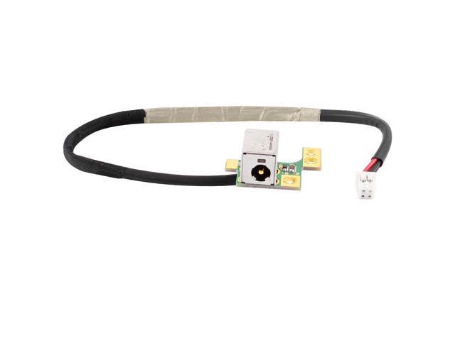 PJ127 DC Jack Power Port Board Harness 90W for HP DV9600 DV9700 DV9800 DV9900 photo
