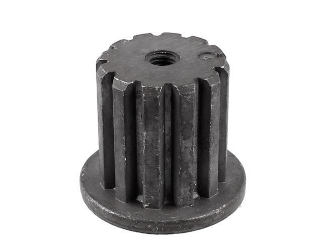 Unique Bargains Washing Machine Washer Spare Part Metal Pulsator Core Gray 11 Teeth photo