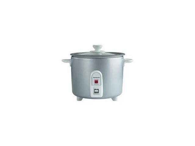 Panasonic SR-3NA-S Silver Automatic Rice Cooker photo