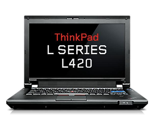"Lenovo ThinkPad L420 14"" Laptop"