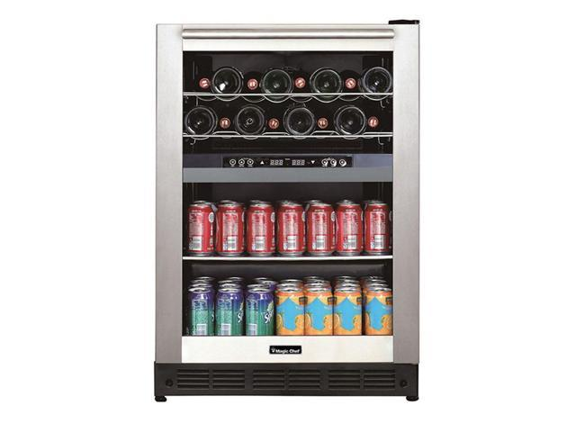 Dual-Zone Built-In Wine and Beverage Center photo