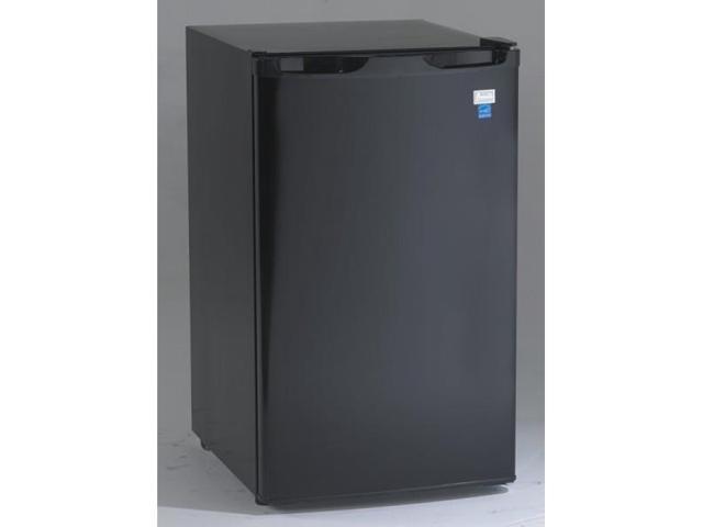Avanti Black 4.4 Cubic Foot Counterhigh Refrigerator photo