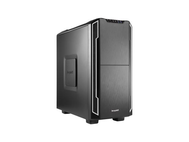 be quiet! SILENT BASE 600 ATX Mid Tower Computer Case - Silver