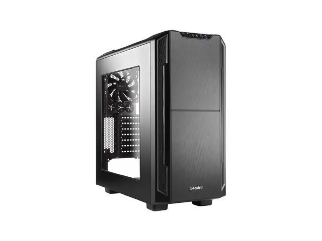 be quiet! SILENT BASE 600 WINDOW ATX Mid Tower Computer Case - Black