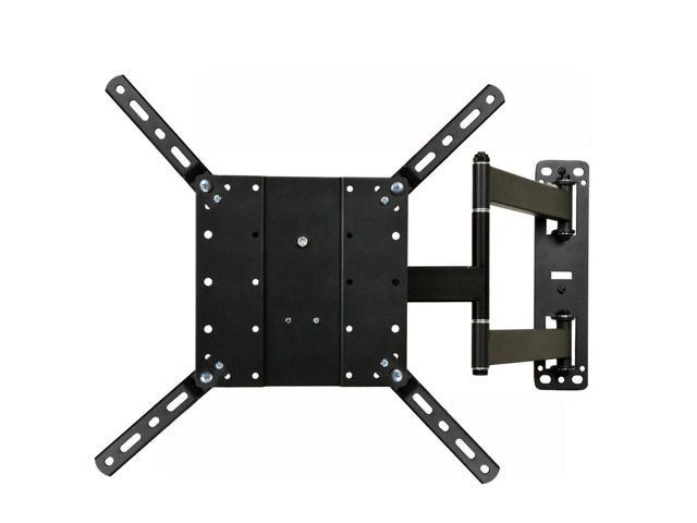 VideoSecu Heavy Duty Articulating Full Motion TV Wall Mount for most Samsung 32 37 39 42 46 48 50 55' LCD LED HDTV, Swivel Tilt TV Bracket with VESA photo